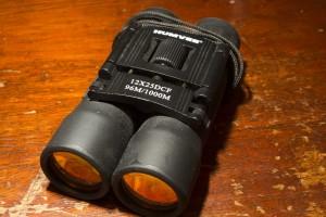 Humvee binoculars