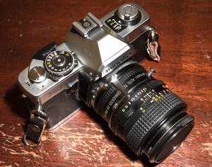 My Minolta XG-9