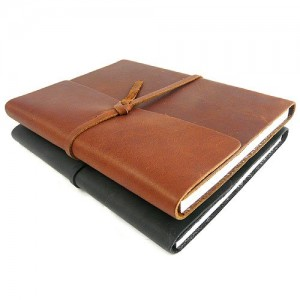 Classic Leather Bound Journal